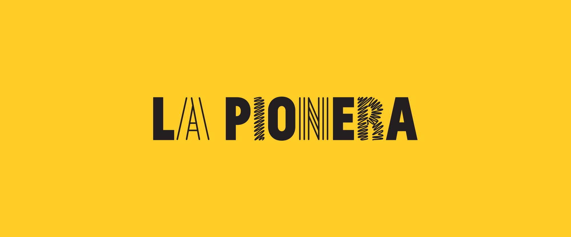 New Logo and Identity for La Pionera by 131