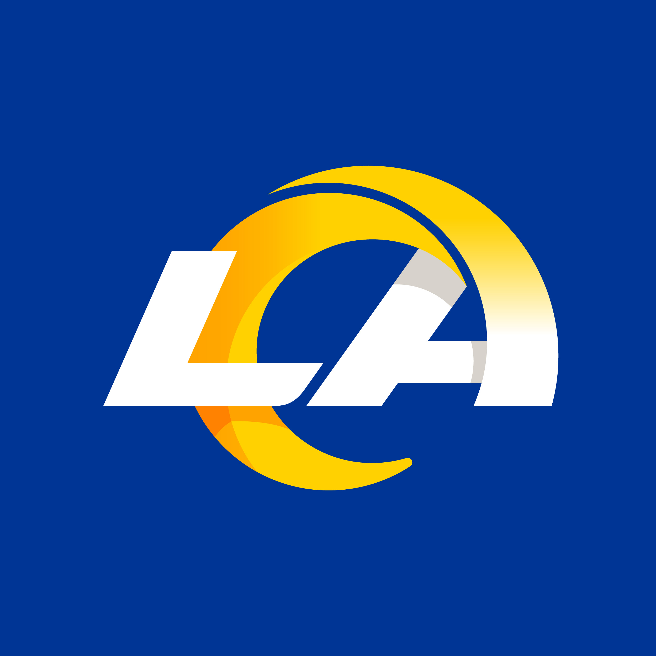 New Logos for Los Angeles Rams by Nike GIG