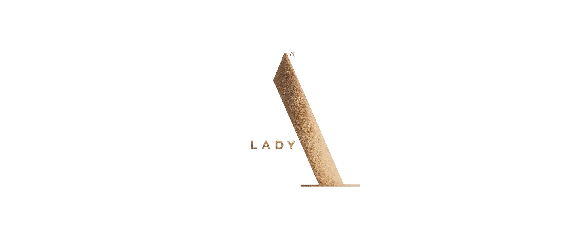 New Logo and Packaging for Lady A by NB Studio