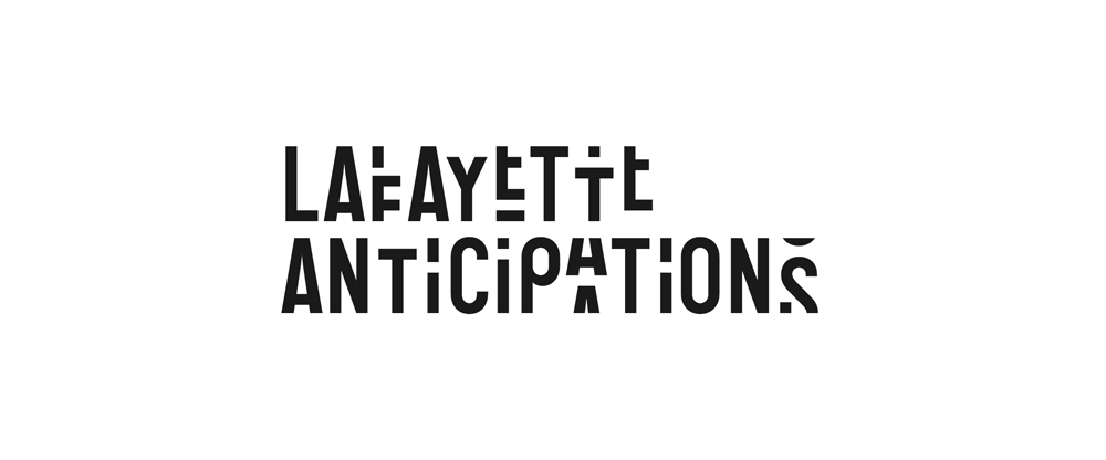 New Logo and Identity for Lafayette Anticipations by Wolff Olins