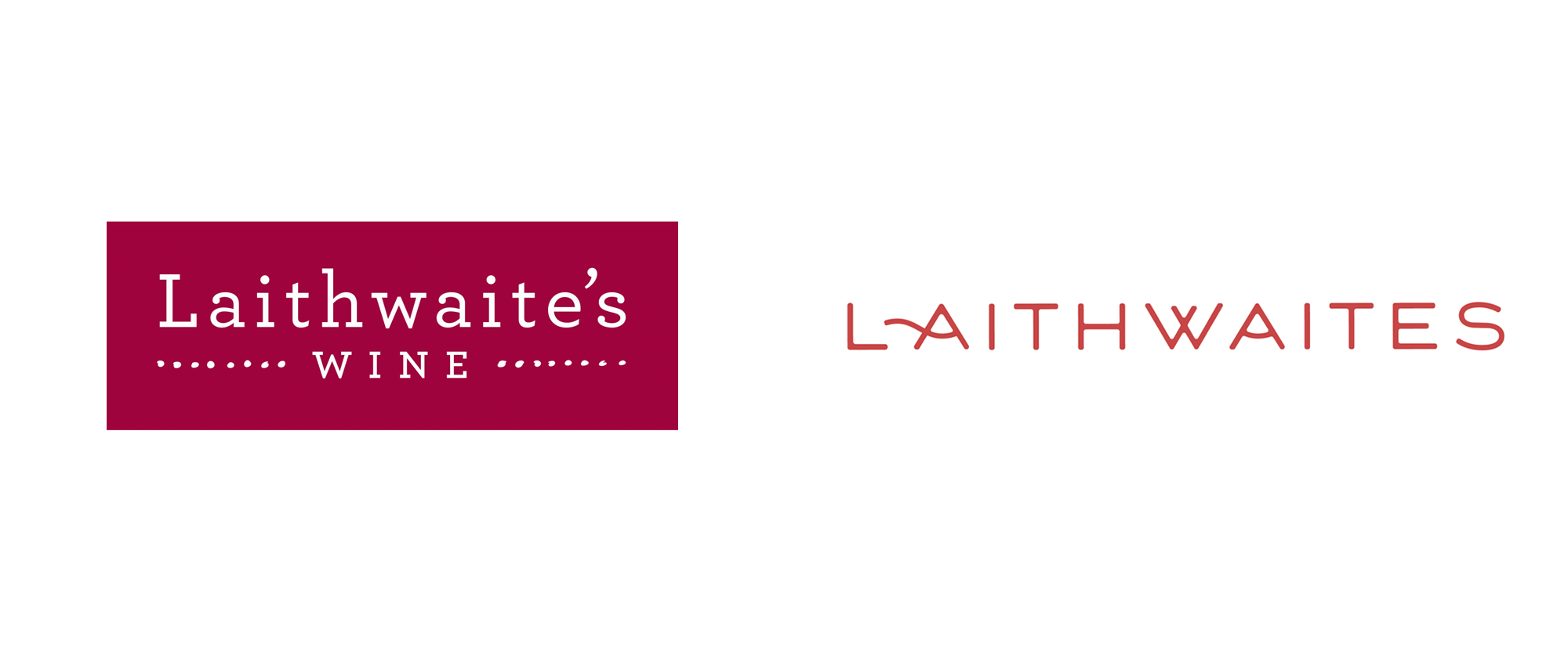 New Logo and Identity for Laithwaites by I&CO