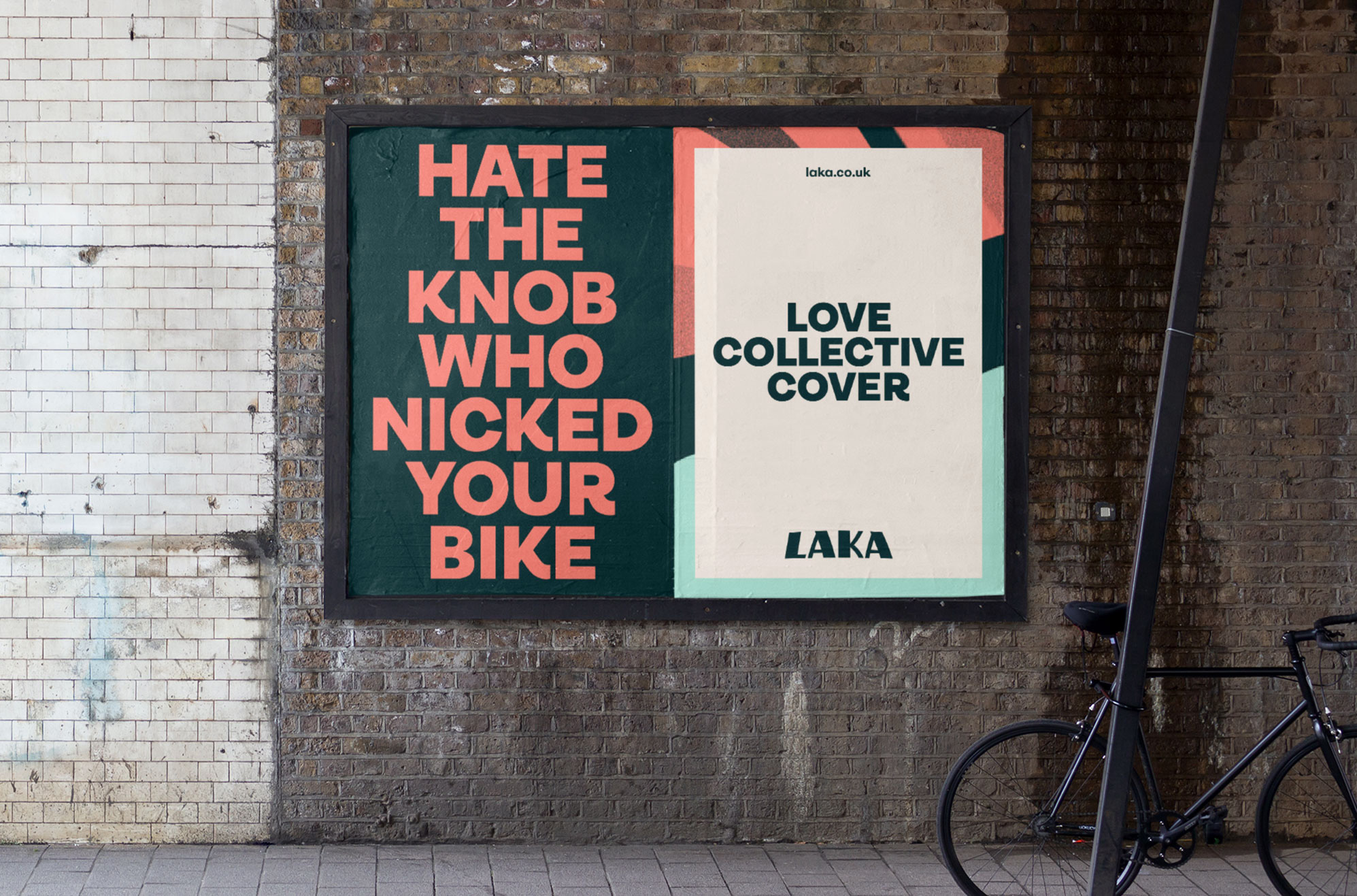 New Logo and Identity for Laka by Ragged Edge
