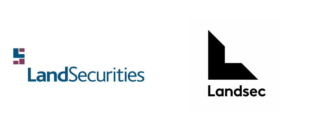 New Name, Logo, and Identity for Landsec by Pollitt & Partners