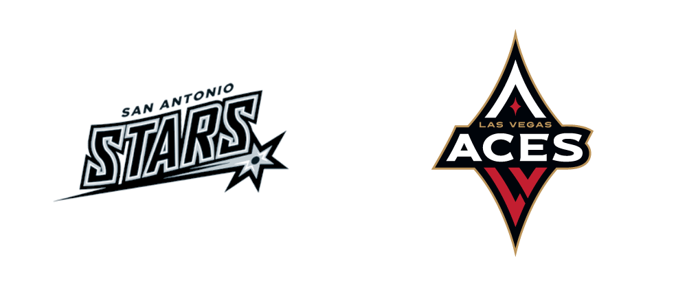 New Name and Logo for Las Vegas Aces