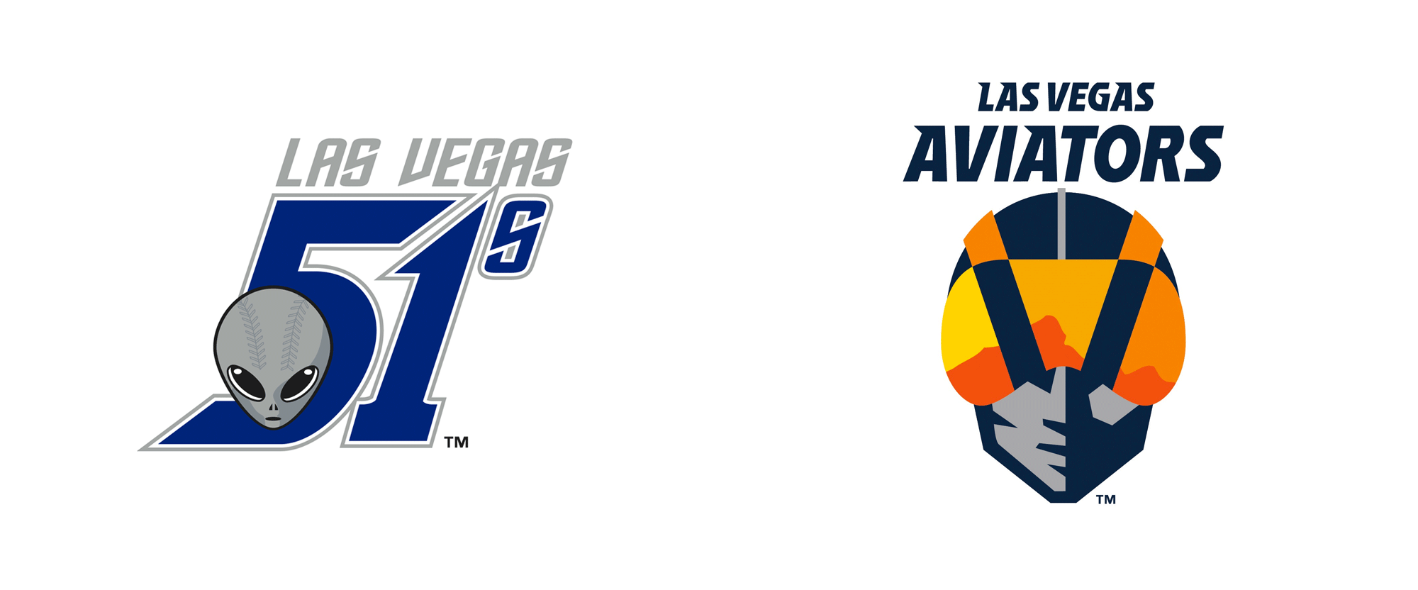 New Name and Logo for Las Vegas Aviators