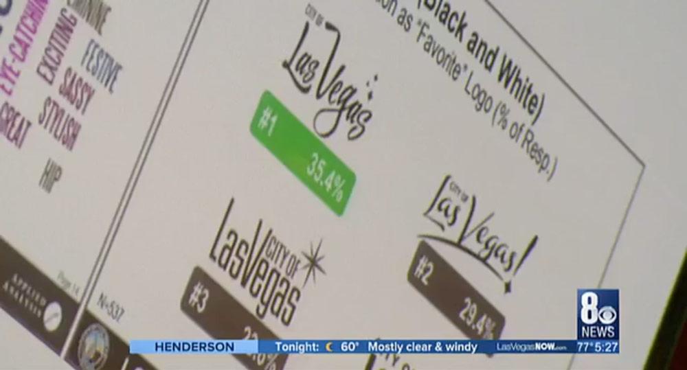 Las Vegas Logo Hardships