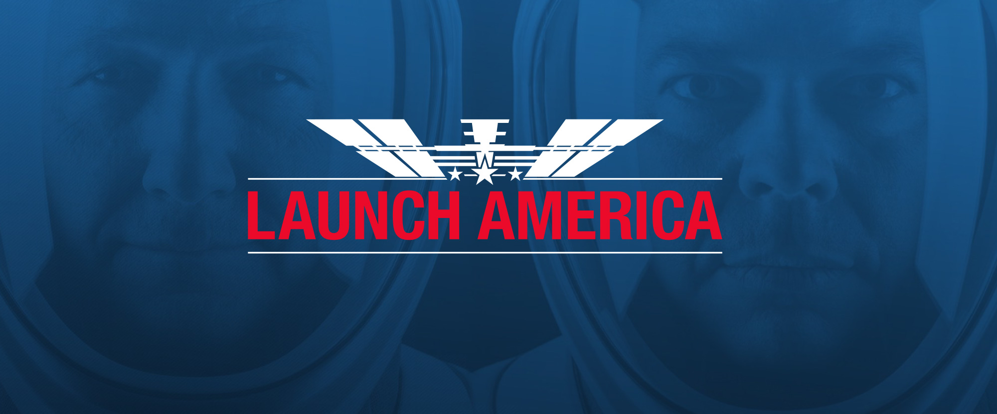 New Broadcast Graphics for Launch America by Oxcart Assembly