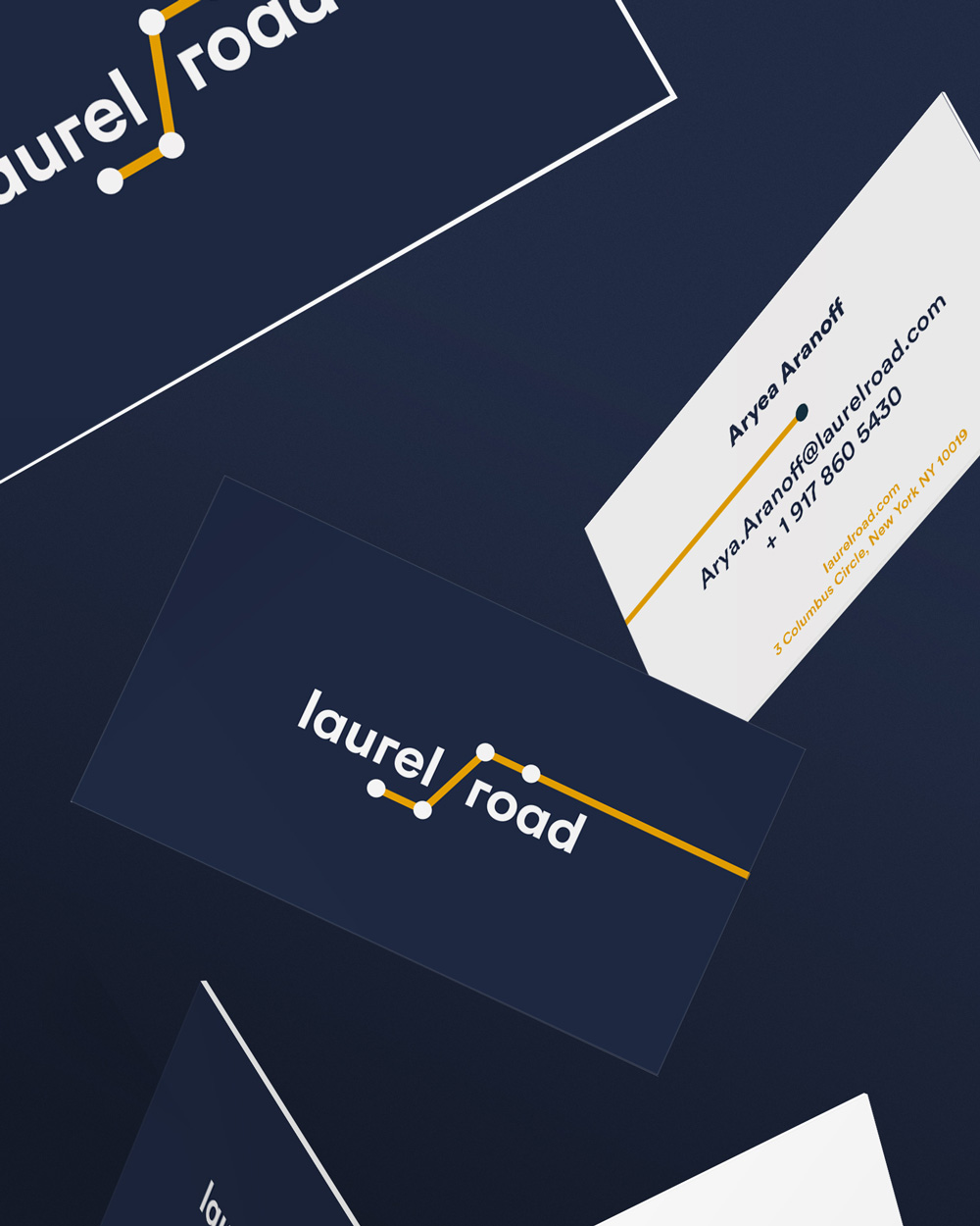 New Name, Logo, and Identity for Laurel Road by Brand Union