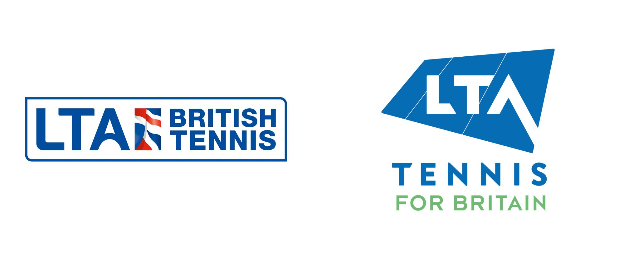 New Logo for Lawn Tennis Association