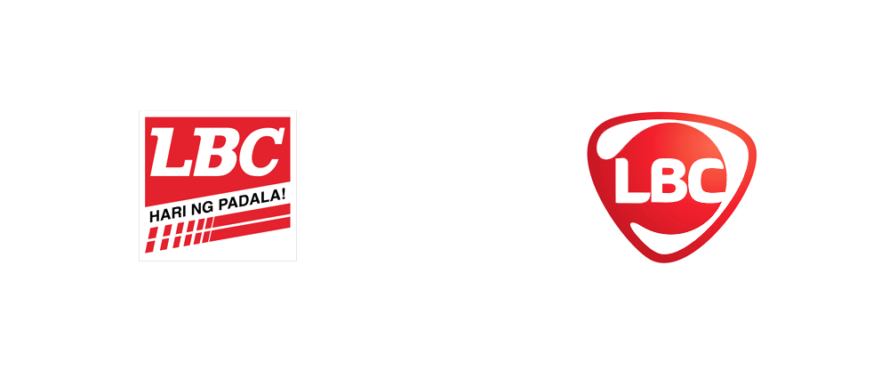 New Logo and Identity for LBC Express by Tangible