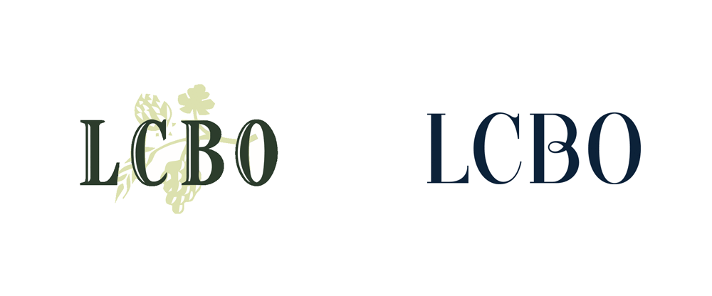 New Logo for LCBO by Leo Burnett