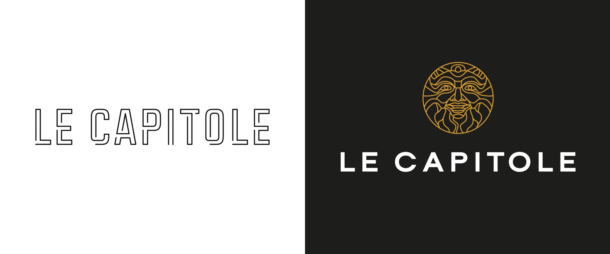 New Logo for Le Capitole