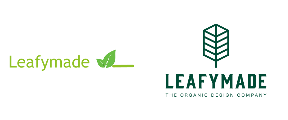 New Logo and Identity for Leafymade by Gistvall Holm