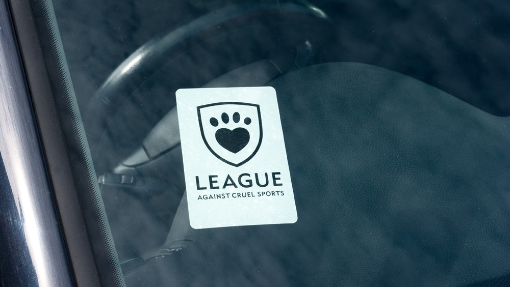 New Logo and Identity for League Against Cruel Sports by ASHA