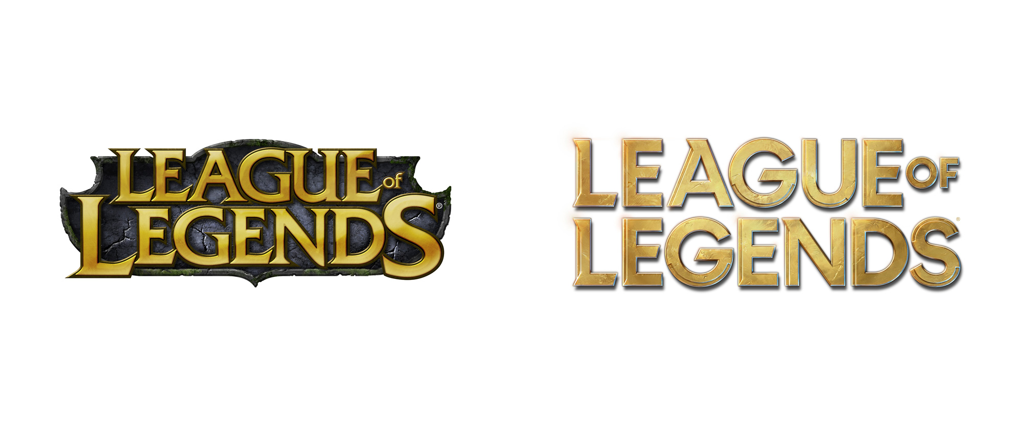 New Logo for League of Legends