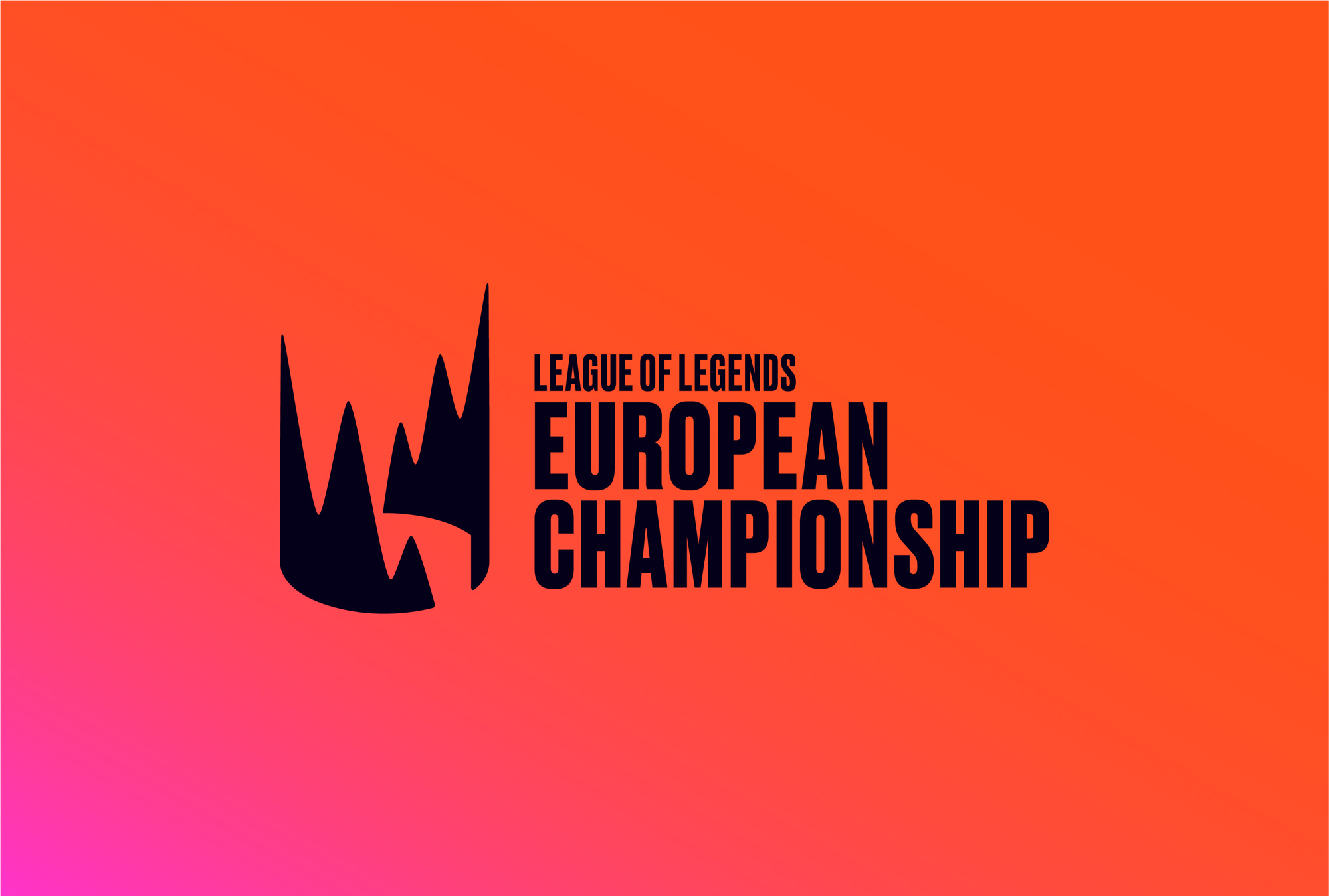 New Logo and Identity for League of Legends European Championship by DesignStudio