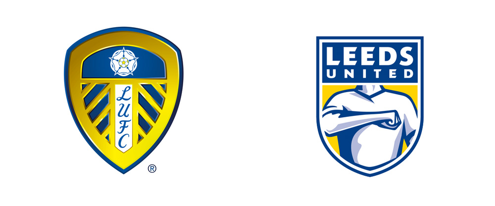 New Crest for Leeds United F.C.