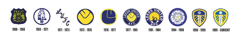 New Crest for Leeds United F.C.