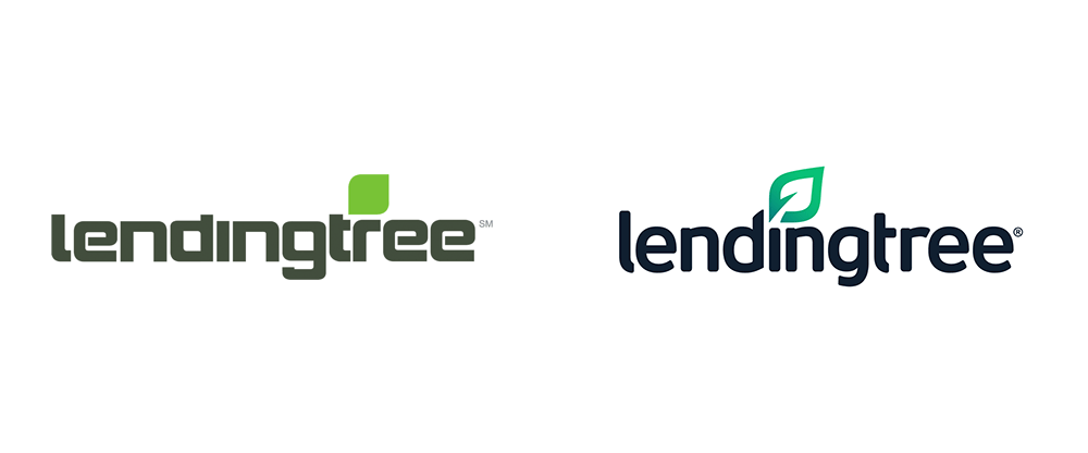 New Logo for LendingTree done In-house