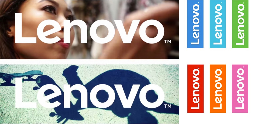 New Logo and Identity for Lenovo by Saatchi & Saatchi New York
