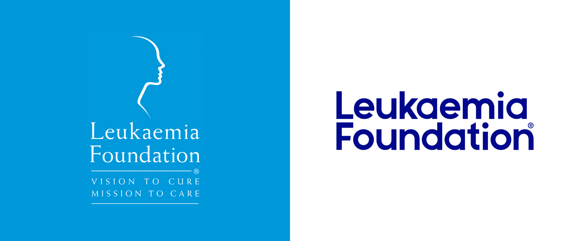 New Logo for Leukaemia Foundation by KOJO