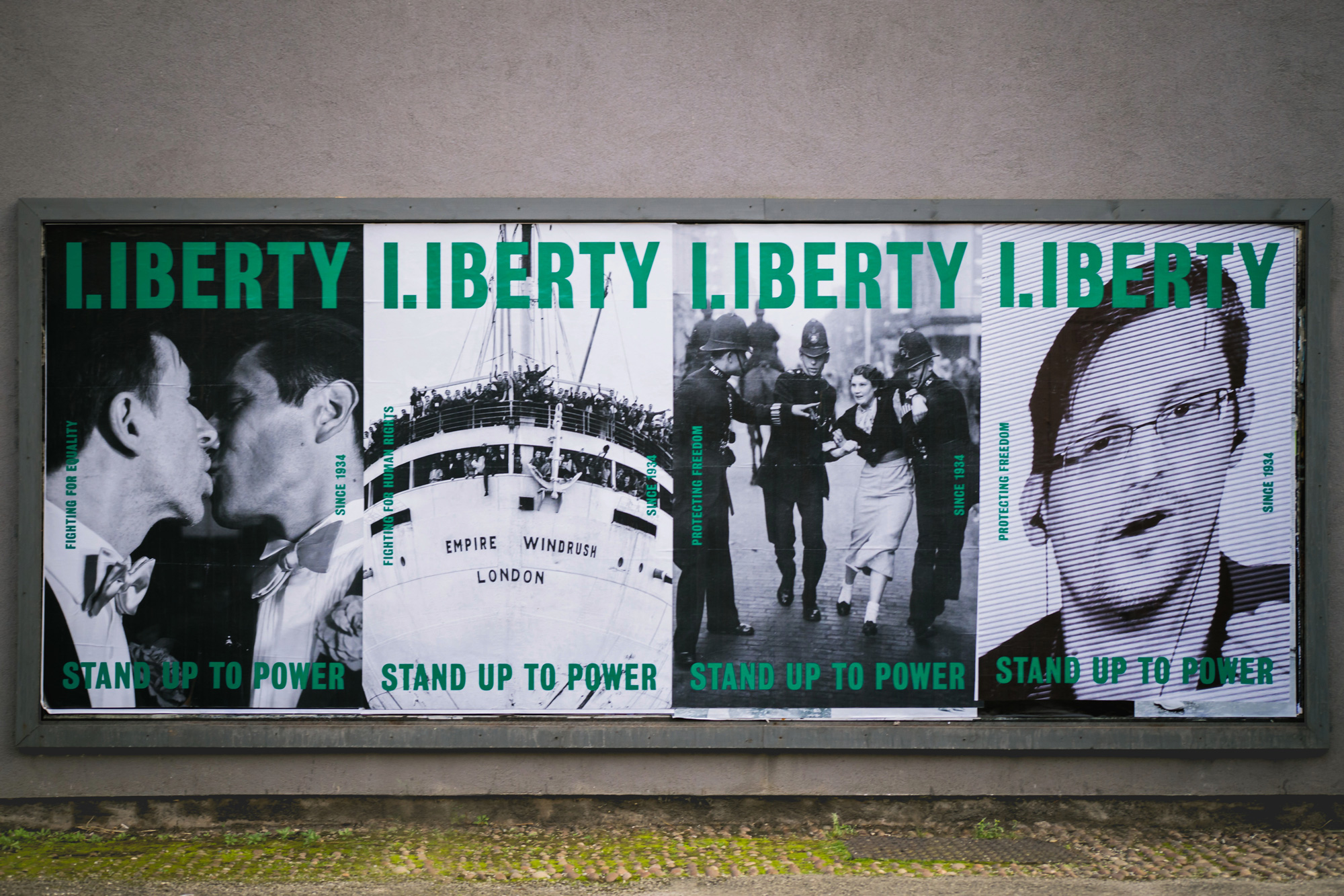 New Logo and Identity for Liberty by North