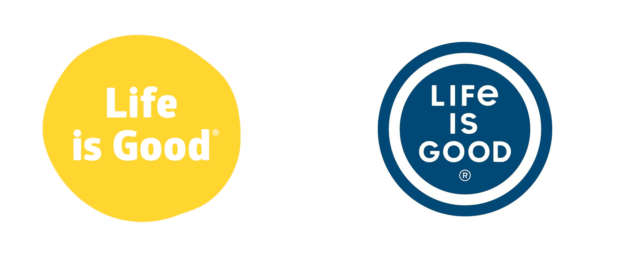 New Logo for Life is Good