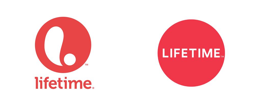 New Logo for Lifetime
