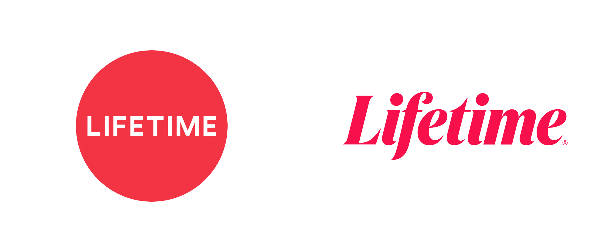New Logo for Lifetime