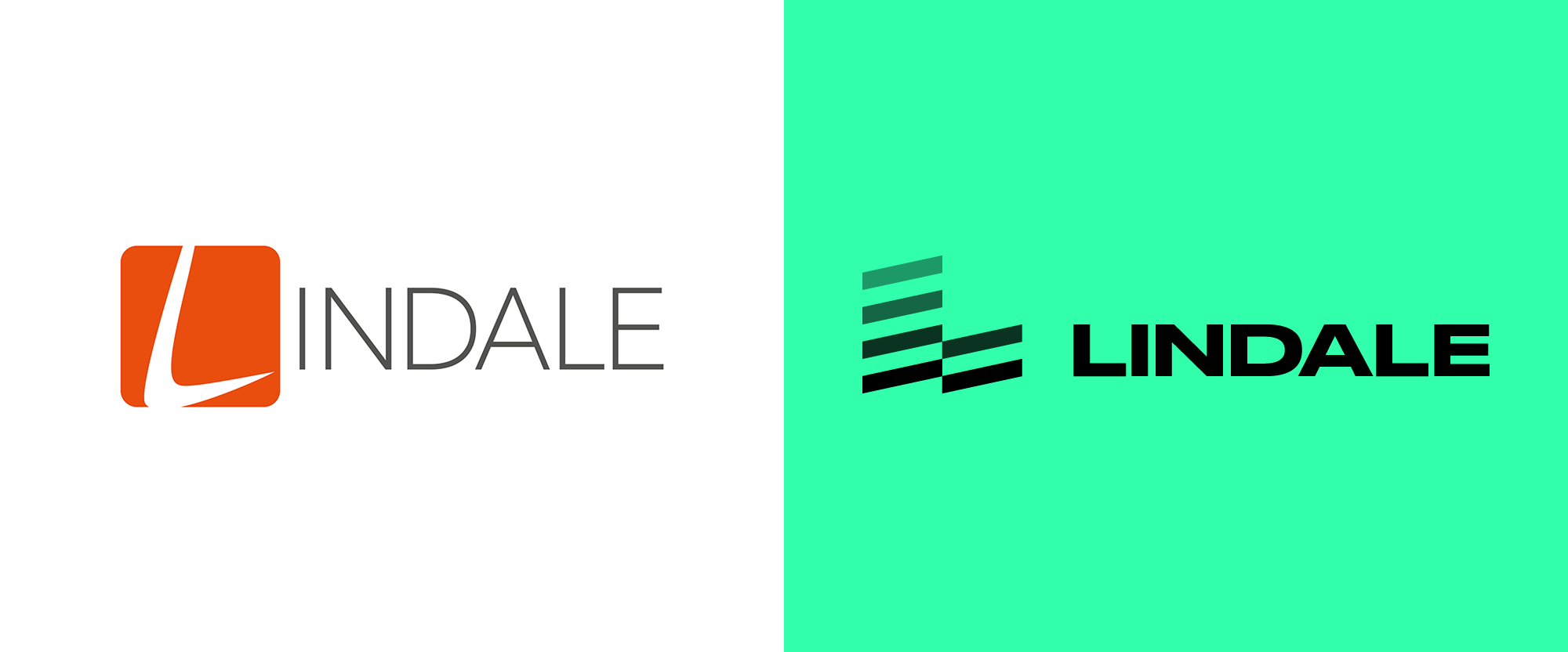 New Logo and Identity for Lindale by Jack Magma