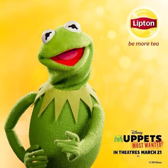 New Logo for Lipton