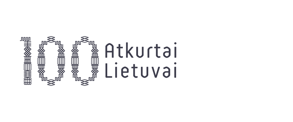 New Logo for Lithuania 100th Anniversary by New!