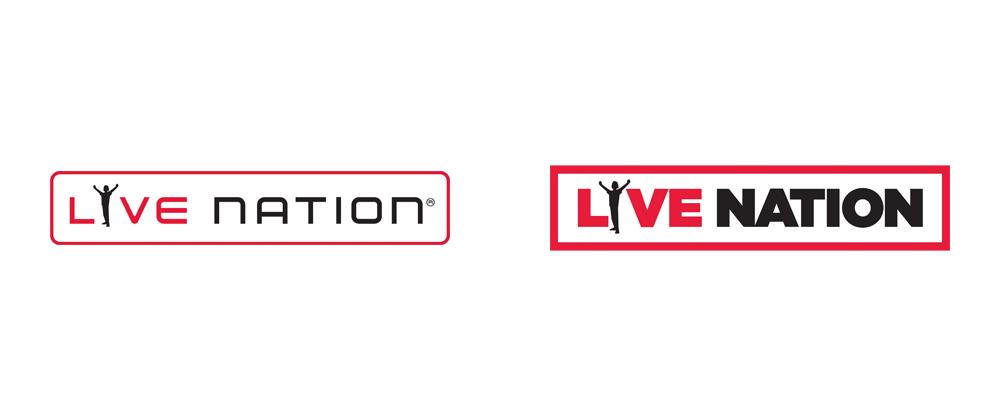 brand new new logo for live nation