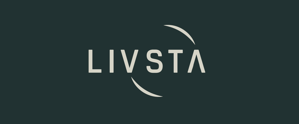 New Logo and Identity for Livsta by Nacione