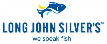 Long John Silver's Logo, Detail