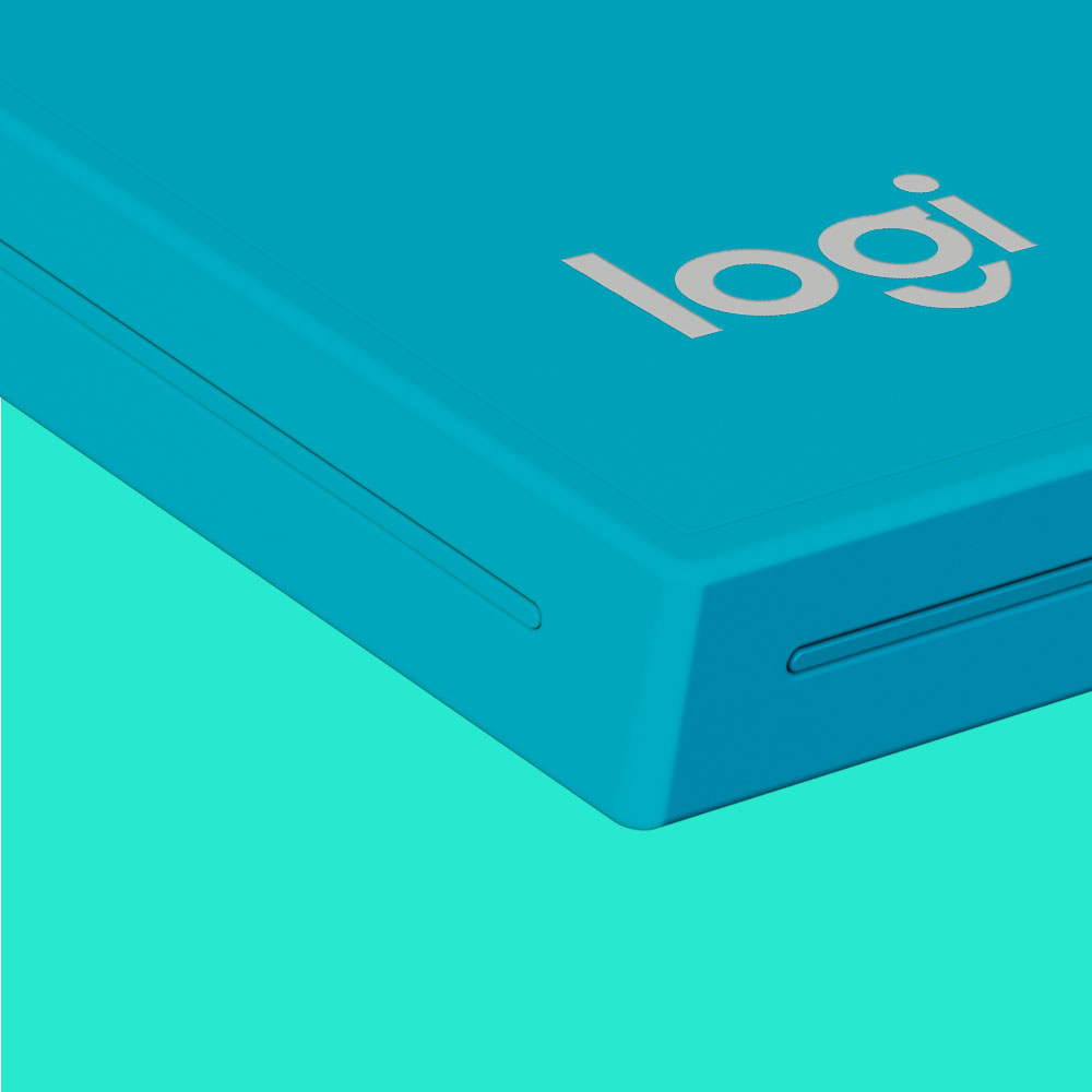 New Logo and Identity for Logitech by DesignStudio