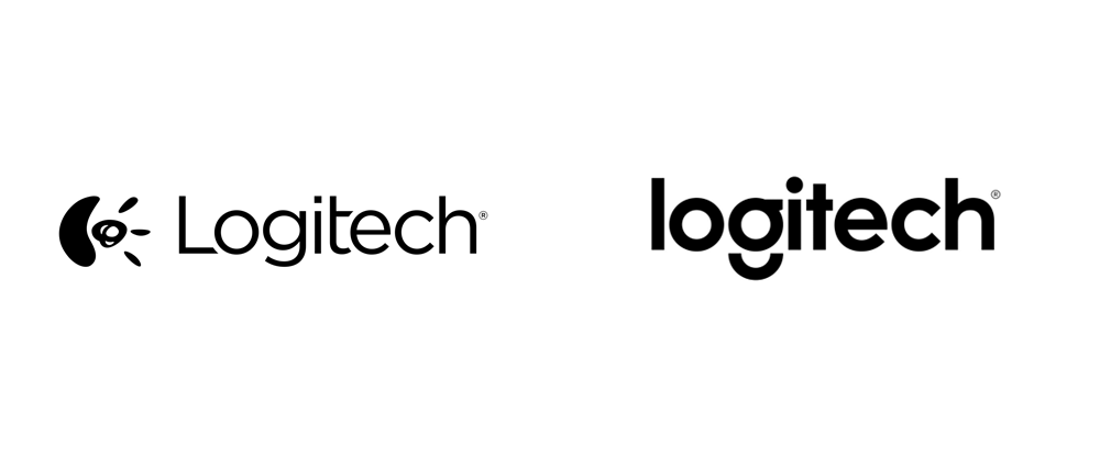 Brand New New Logo And Identity For Logitech By Designstudio