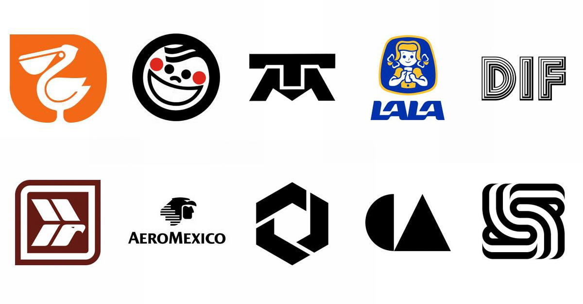 brand new logos de m xico rh underconsideration com mexican logos pictures mexican logos images