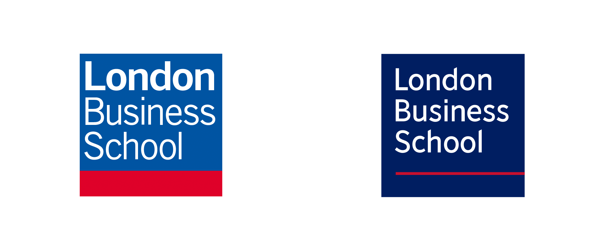New Logo for London Business School