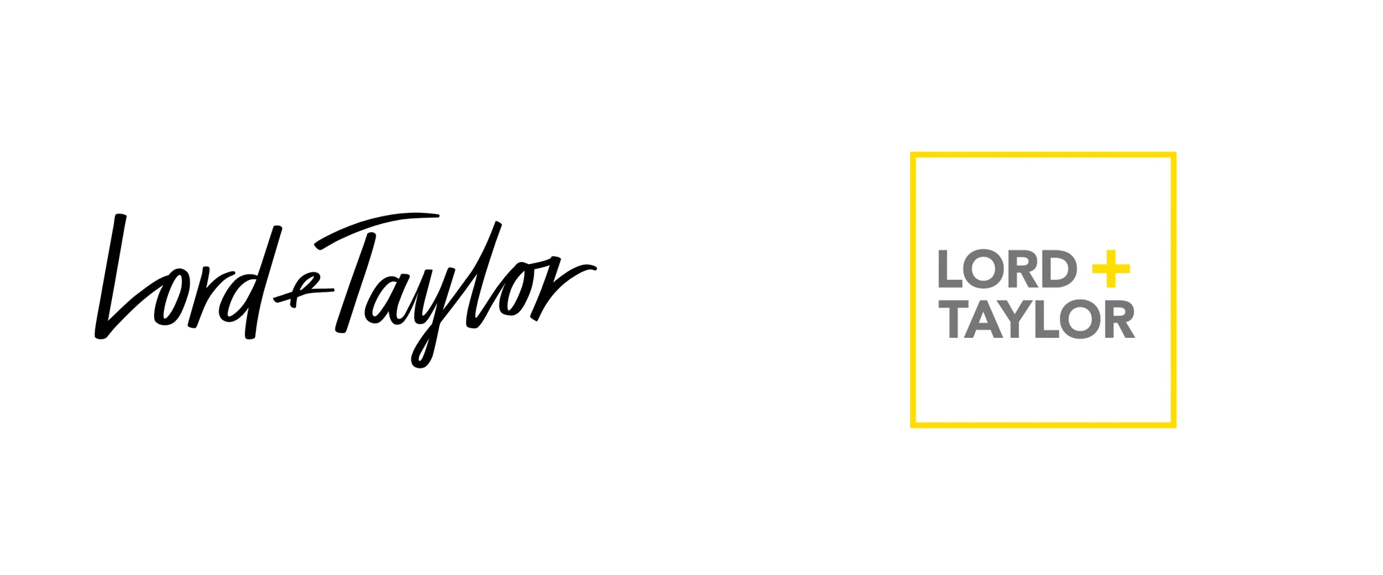 New Logo for Lord + Taylor