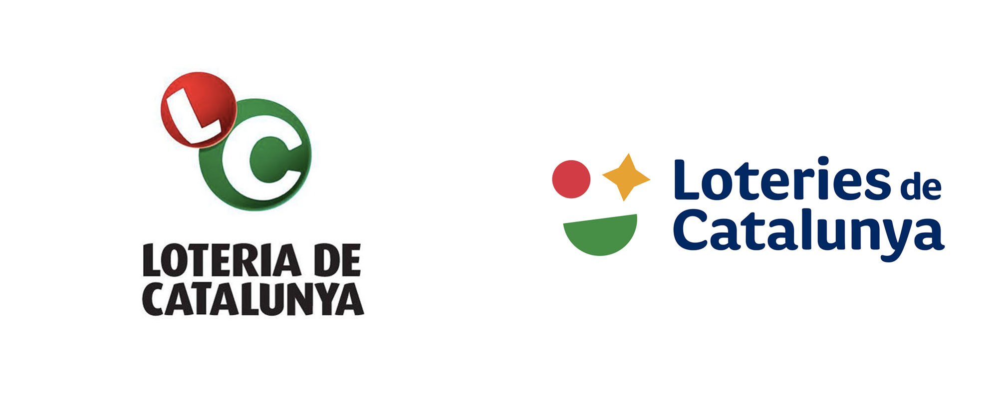 New Logo and Identity for Loteries de Catalunya by Summa