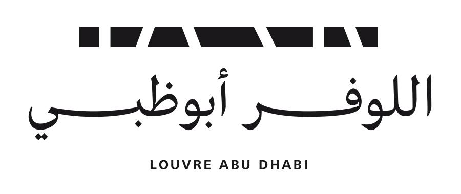 New Logo for Louvre Abu Dhabi by Studio Philippe Apeloig