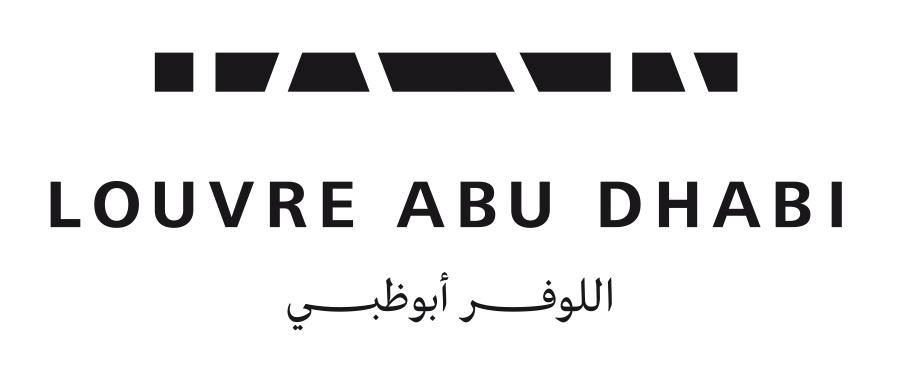 New Logo for Louvre Abu Dhabi by Studio Philippe Apeloig