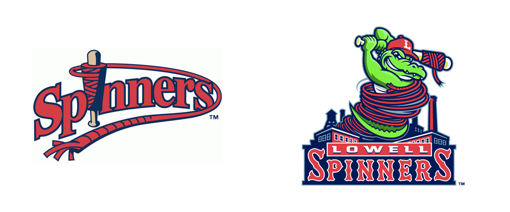 New Logo for Lowell Spinners by FS Design
