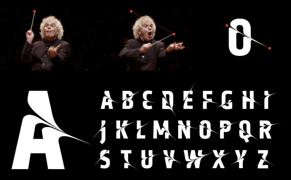 New Identity for London Symphony Orchestra by The Partners