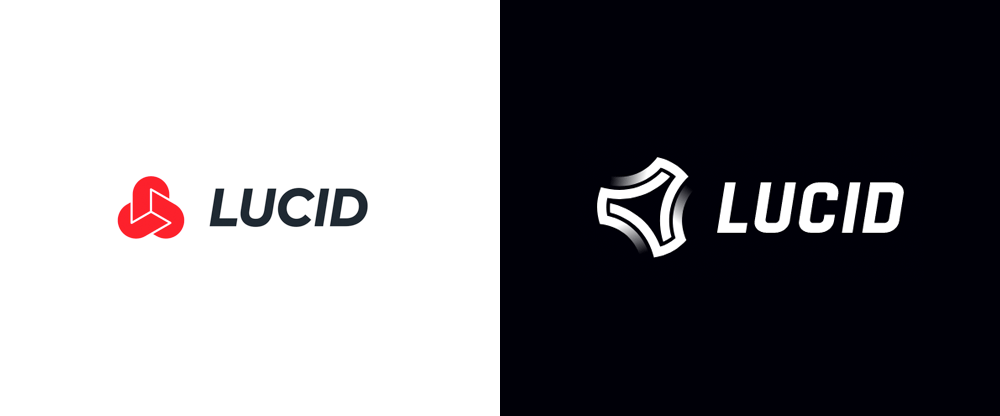 New Logo and Identity for Lucid by Astro Studios