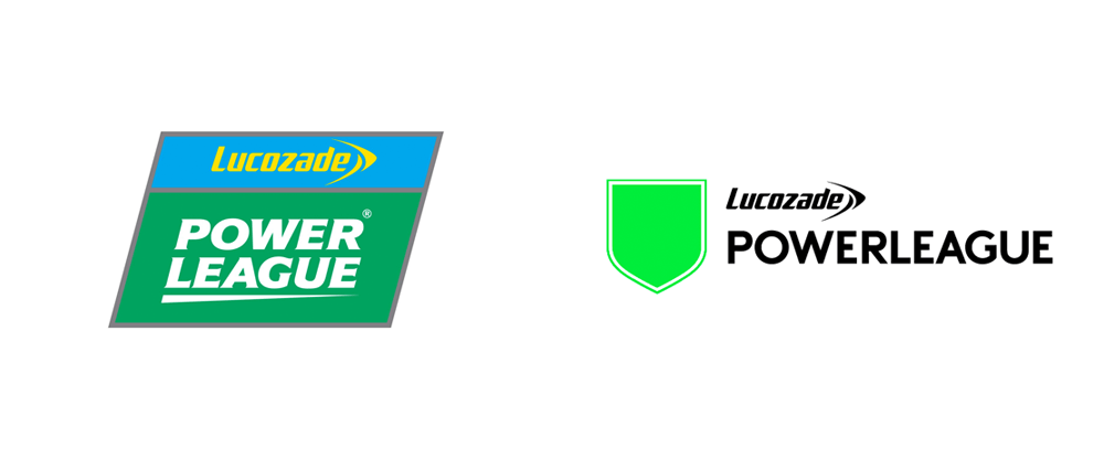 New Logo and Identity for Powerleague by Music