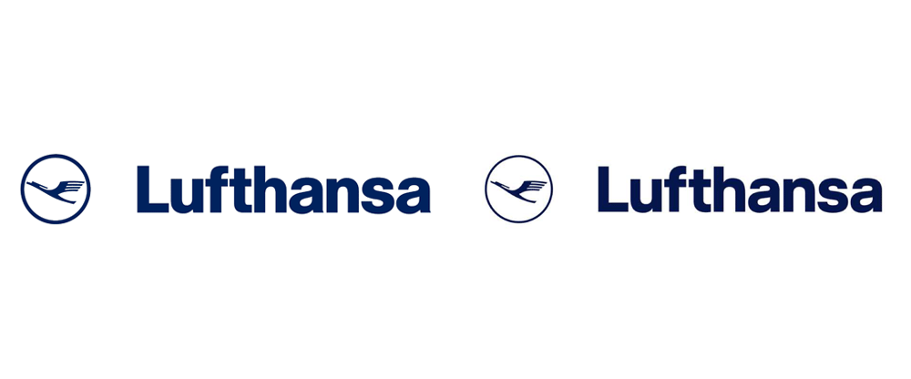 Brand New: New Logo, Identity, and Livery for Lufthansa ...