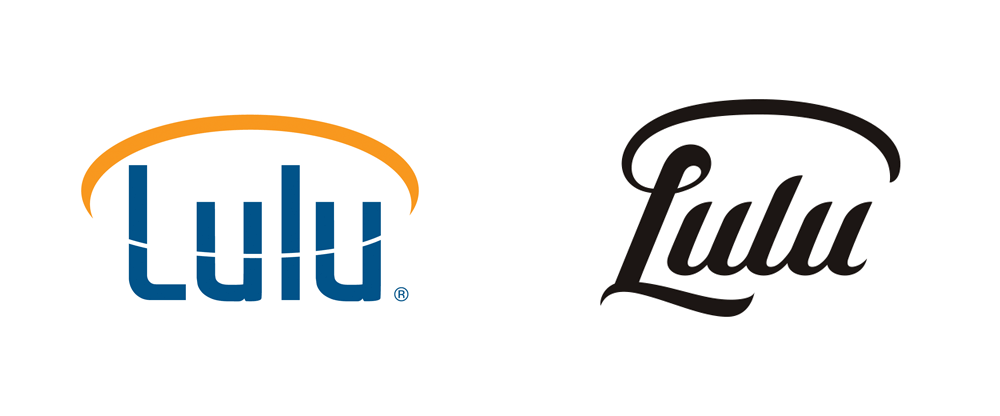 New Logo for Lulu