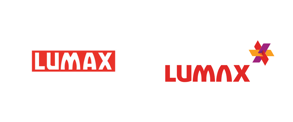 New Logo for Lumax